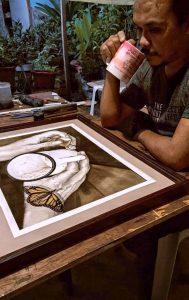 The Organic Art of Marvin Tiberio