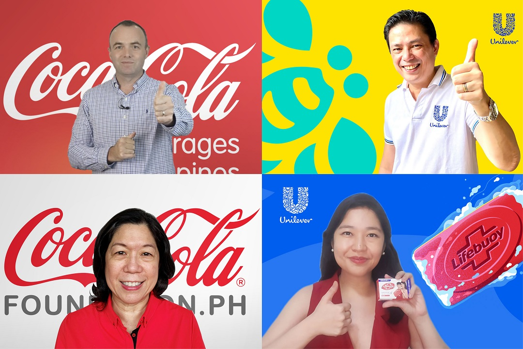 Coca-Cola partners with Unilever to protect communities from COVID-19 - Mindanao Times